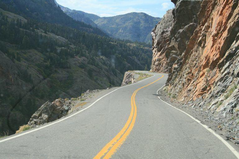 Southwest Colorado (via the San Juan Skyway)