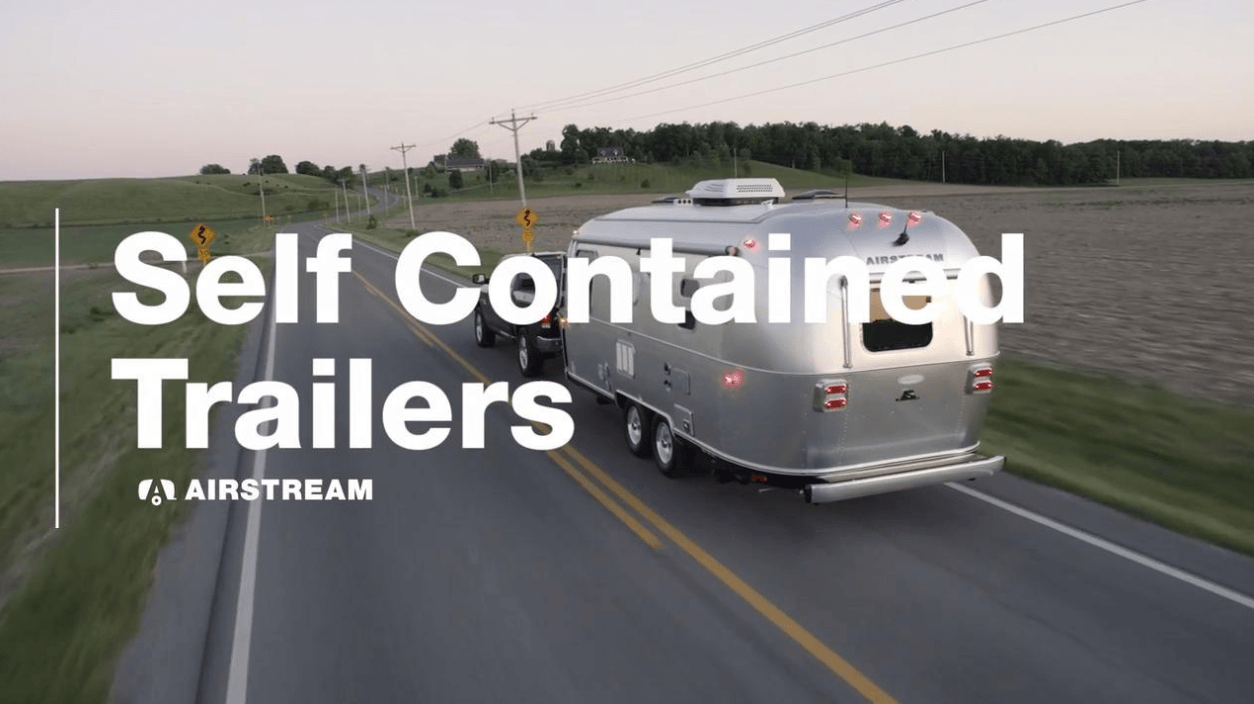 Self Contained Trailers