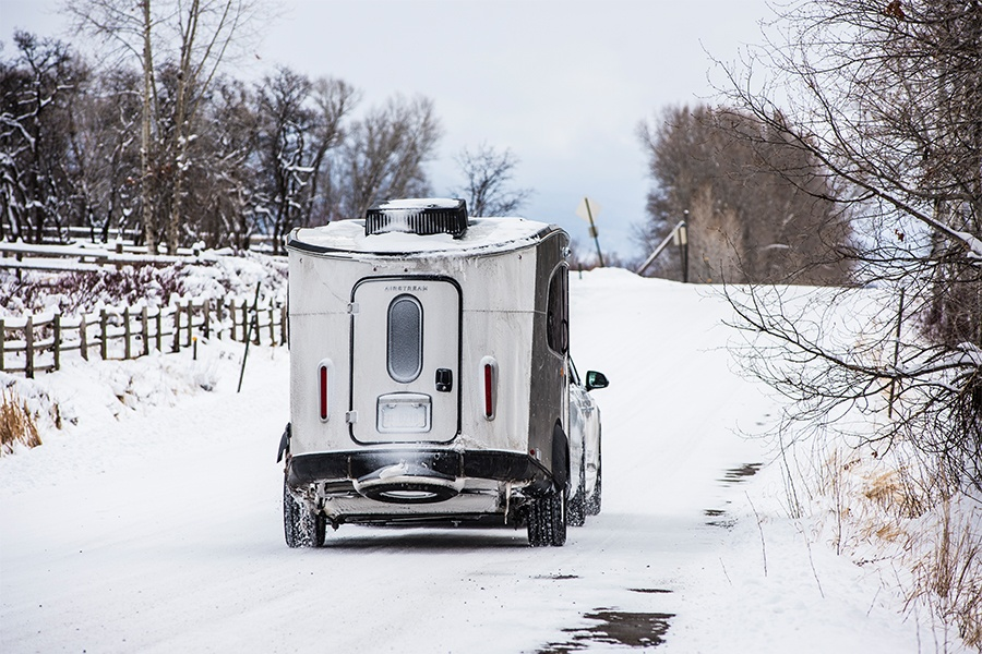 Airstream Basecamp: An Unlikely Pairing