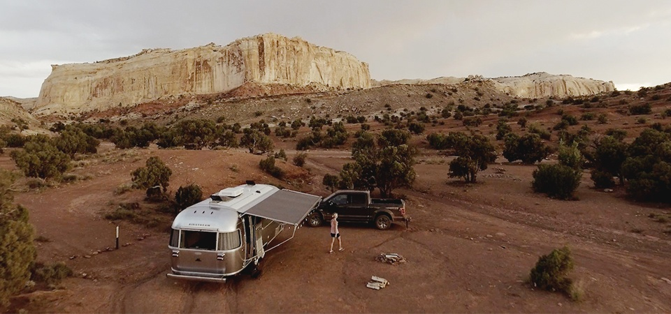 Going Off Grid: What Size Generator Do You Need? | Airstream
