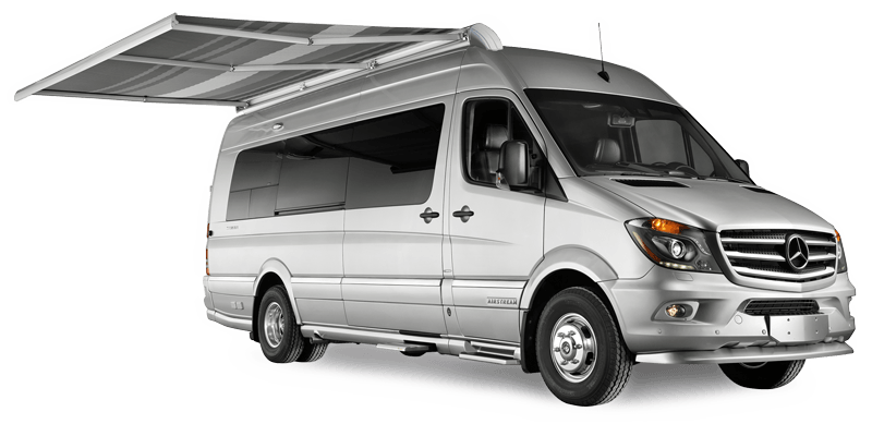 Airstream Spotlight: 2018 Interstate Touring Coach Series ...
