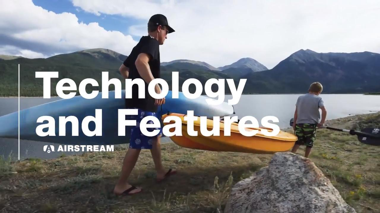 Airstream Basecamp - Technology and Features