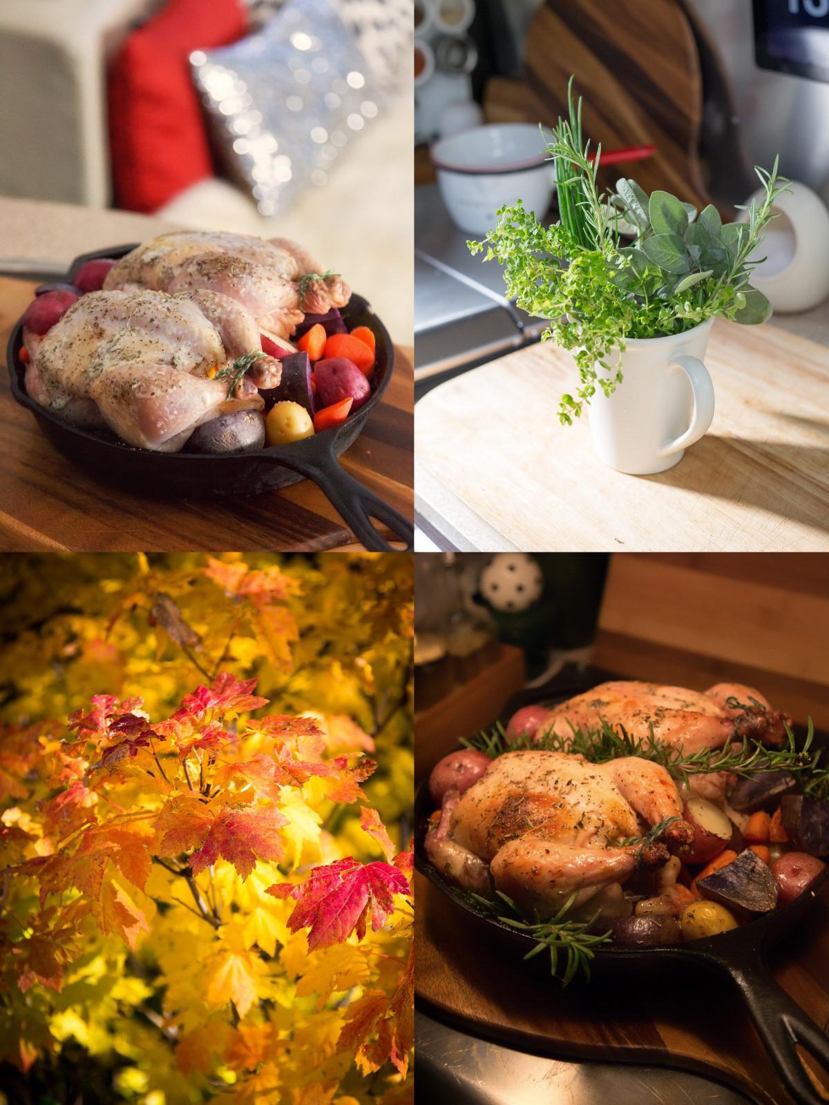 Airstream Thanksgiving Turkey food ideas