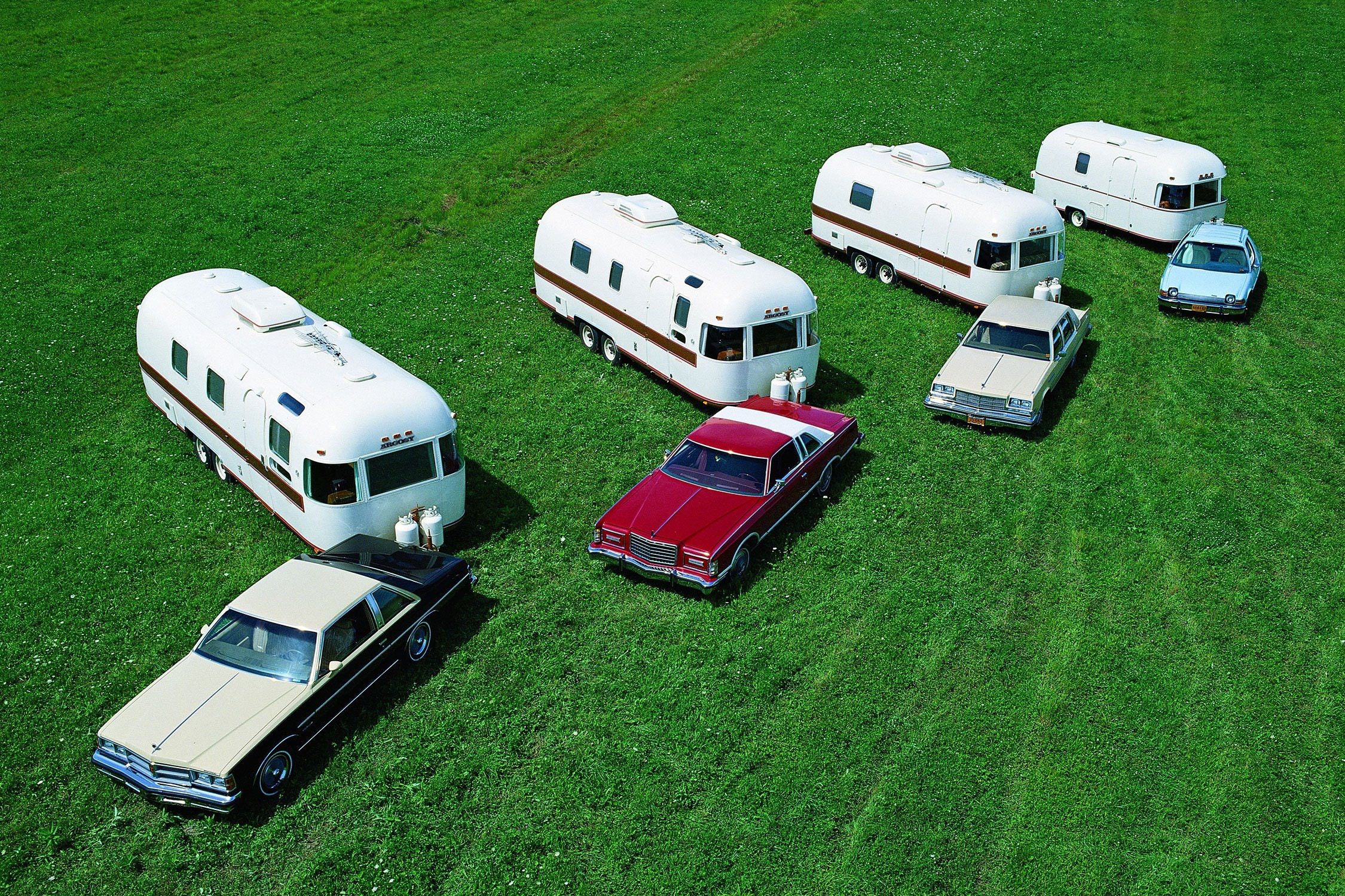 Argosy: A short history of the painted Airstream | Airstream