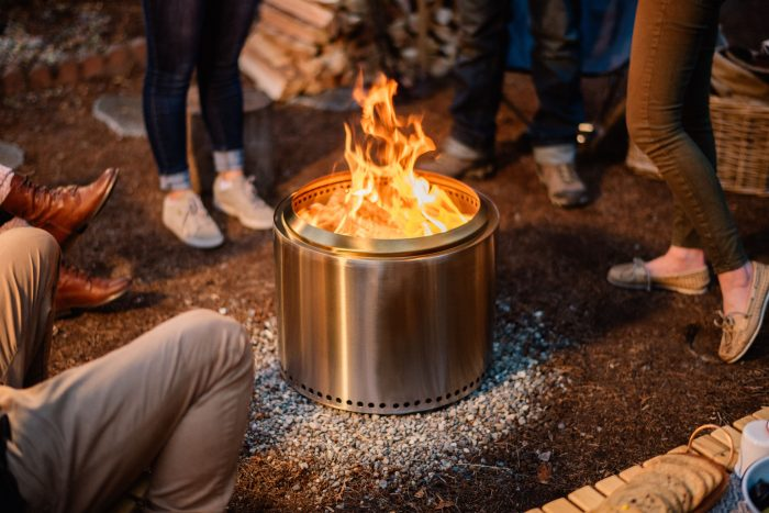A-List: Solo Stove Bonefire