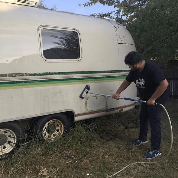 Rosy the Argosy: Bringing a classic Argosy travel trailer