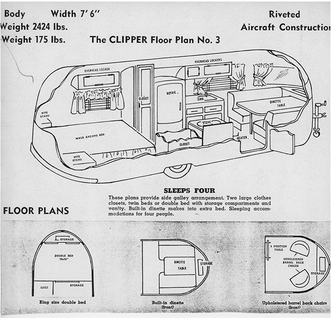 Make History Wally Byam Design Pioneer Airstream