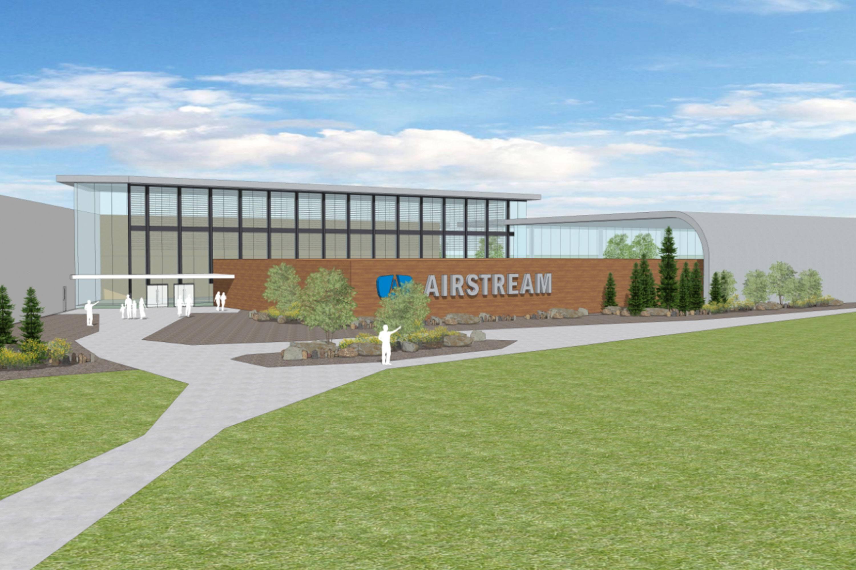 Airstream Plant Expansion