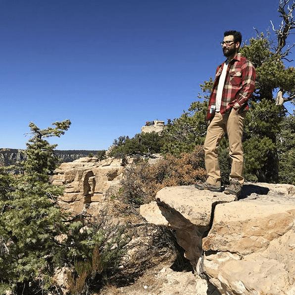 Brian Ward Airstreamer Mountain Cliffs
