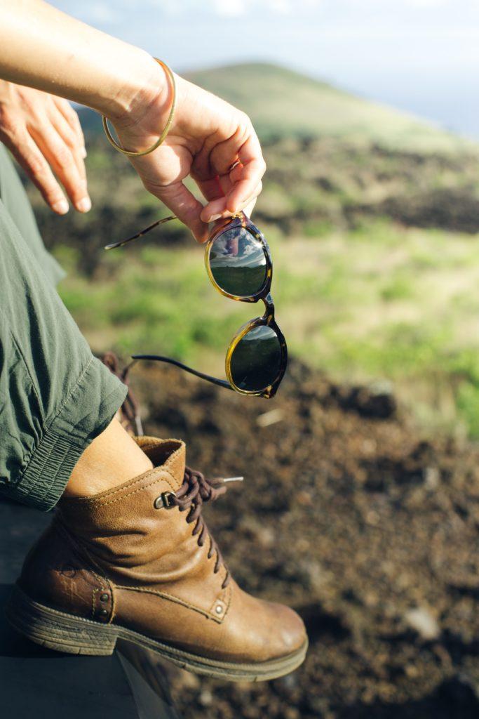 sunski and boots