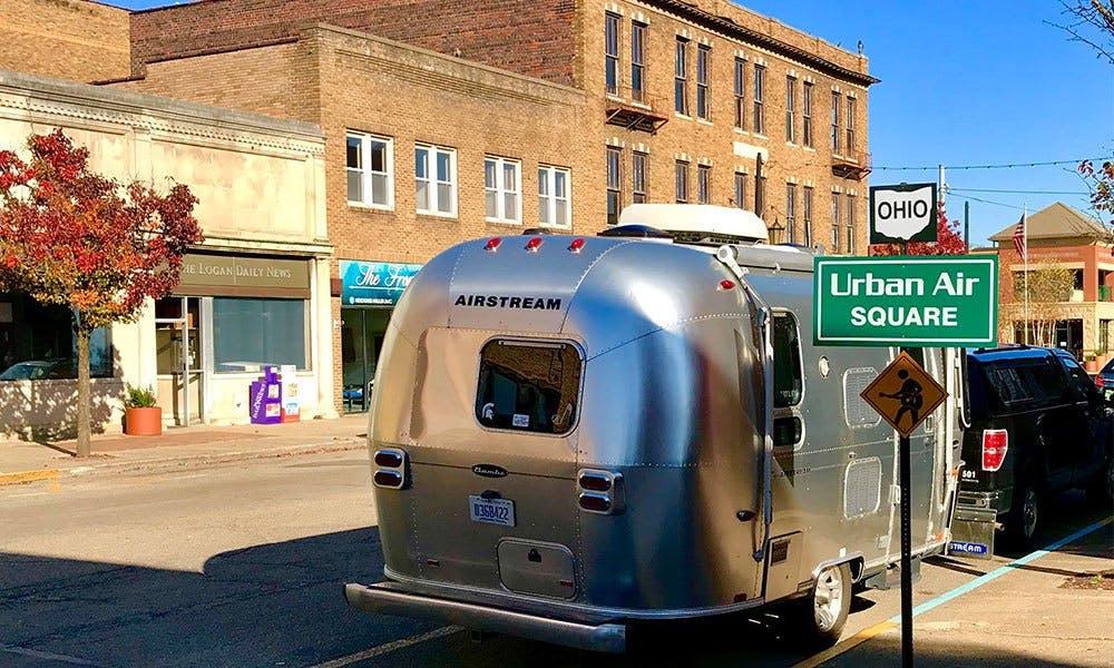 Urban Air Airstream on Main Street