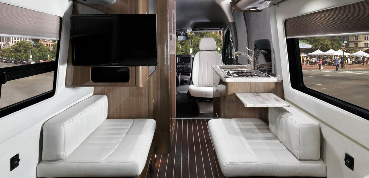 First Look The All New Interstate Nineteen Airstream