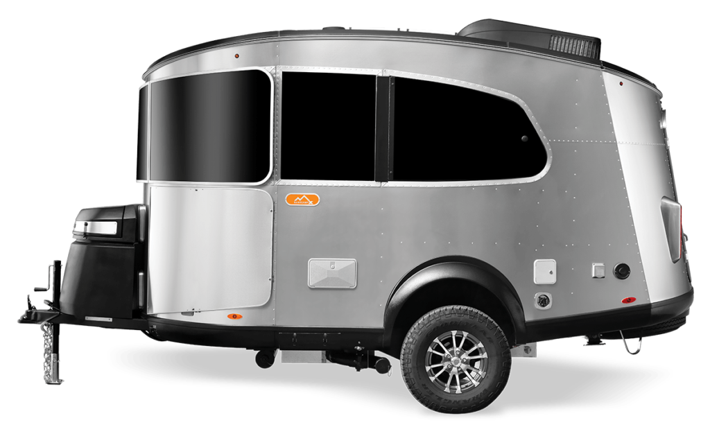 2019 Airstream BasecampX Side