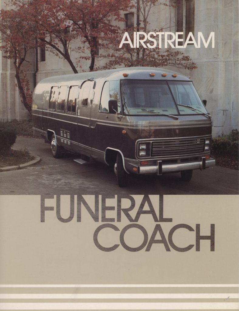 History Spotlight: The Airstream Funeral Coach | Airstream