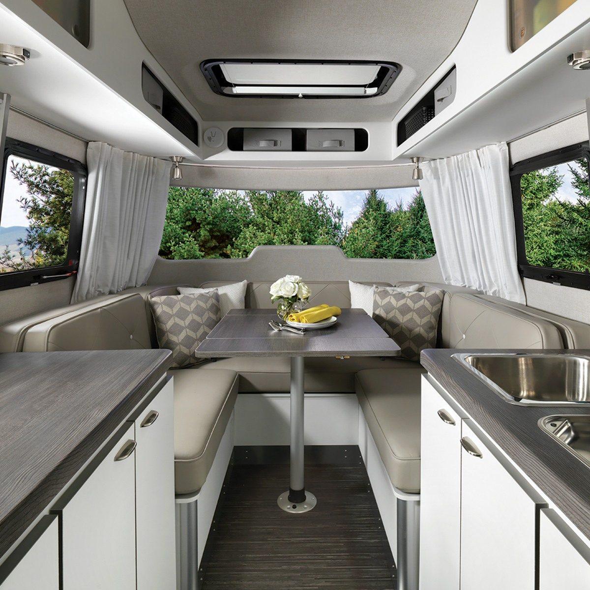 Nest by Airstream interior decor