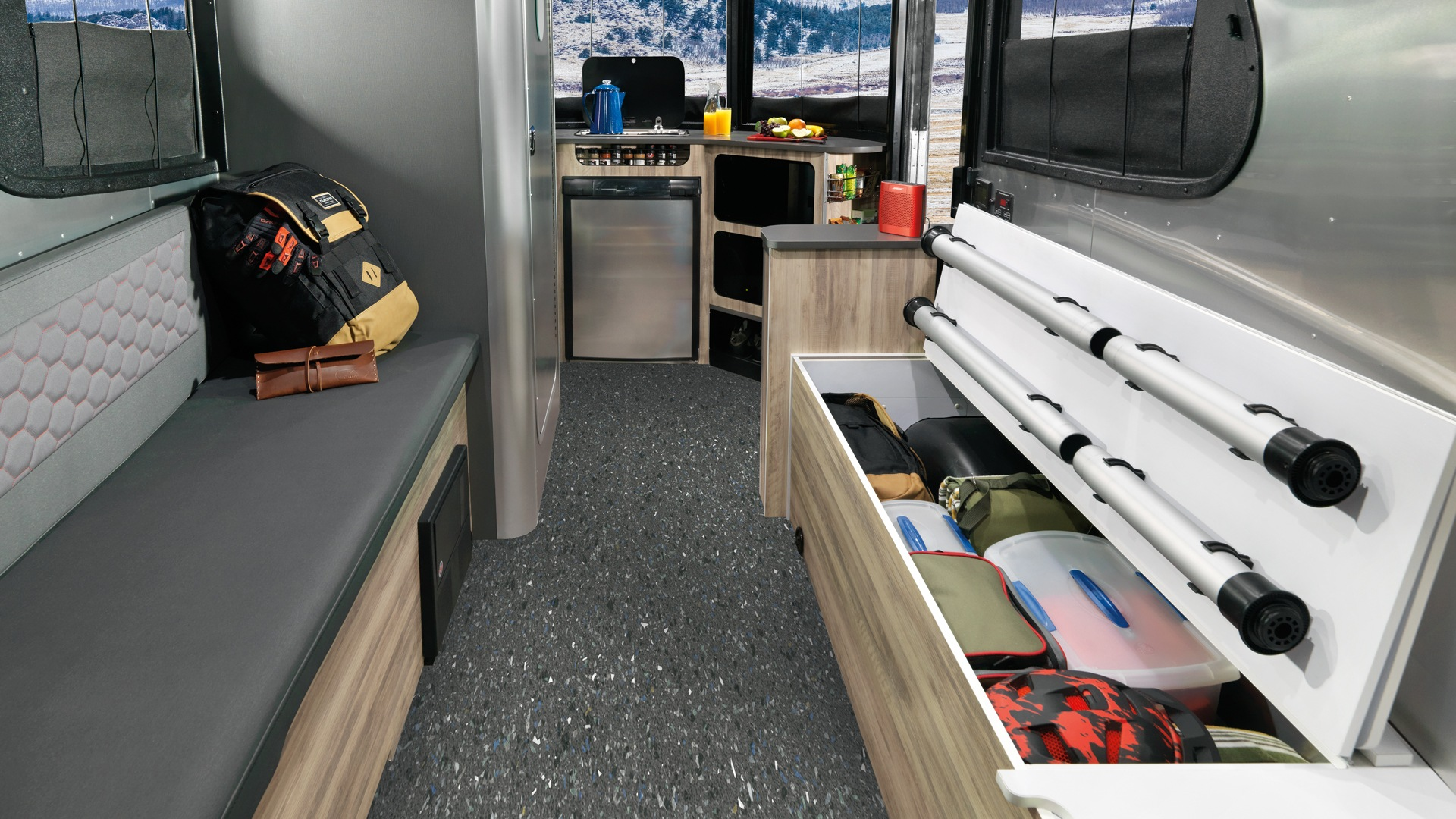 Floor Plans | Basecamp | Travel Trailers | Airstream