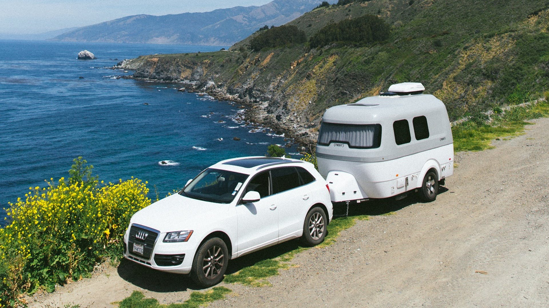 Airstream Travel Trailer Nest Audi