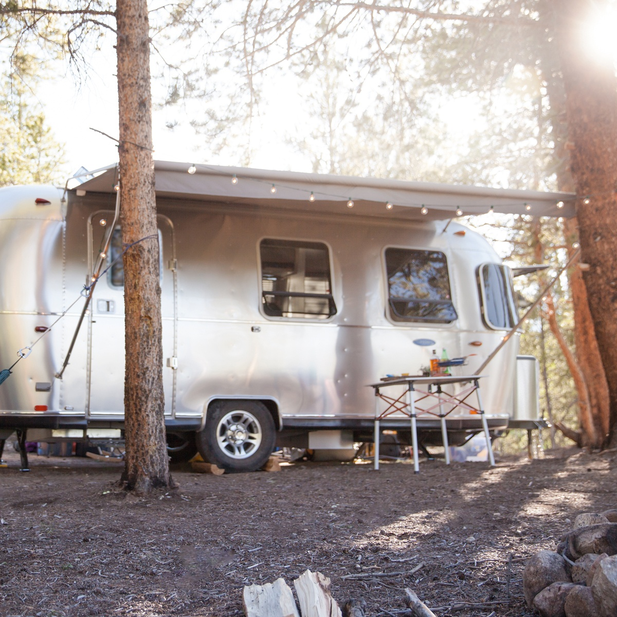 Features Sport Travel Trailers Airstream