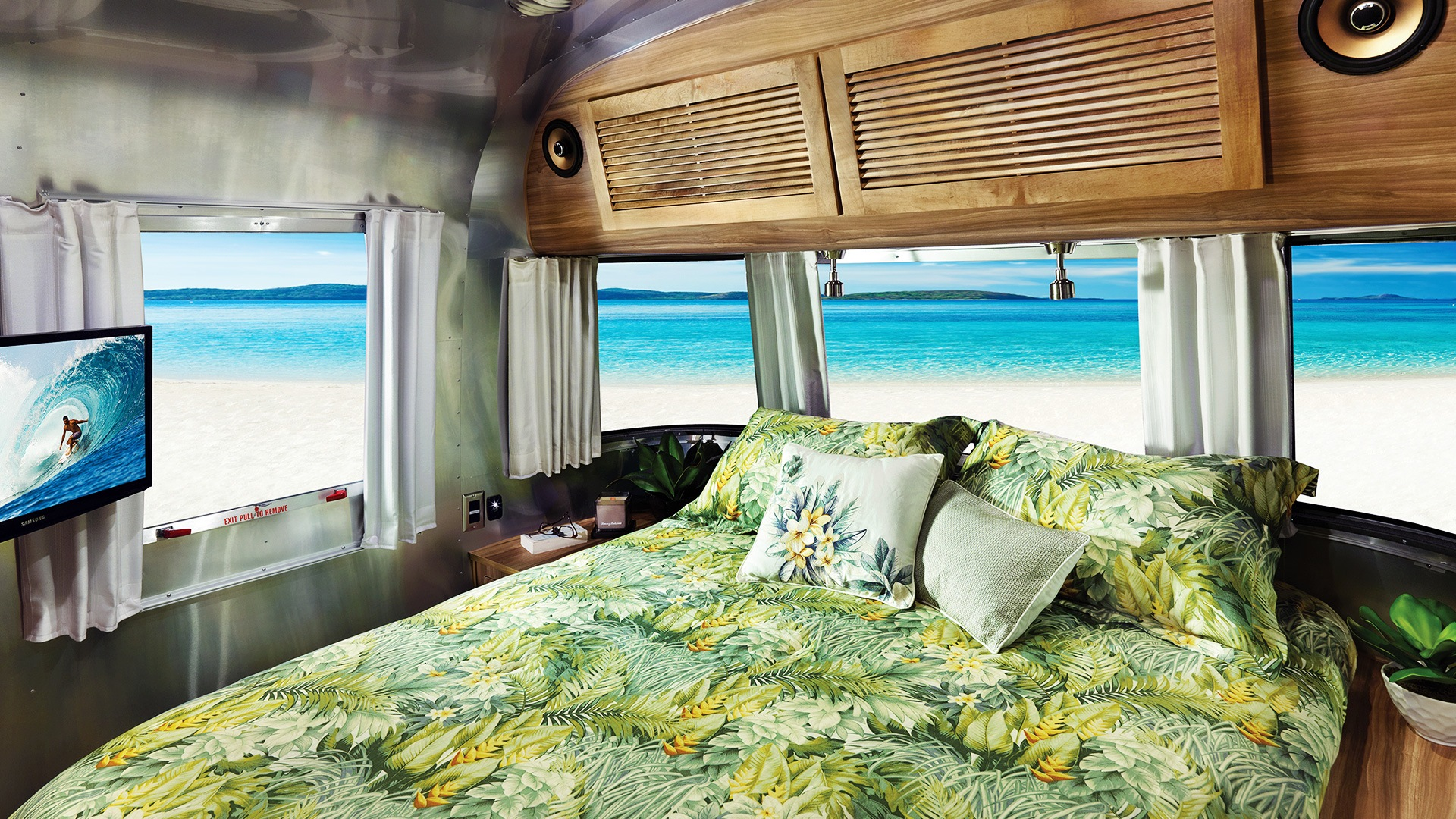 Charmant Airstream