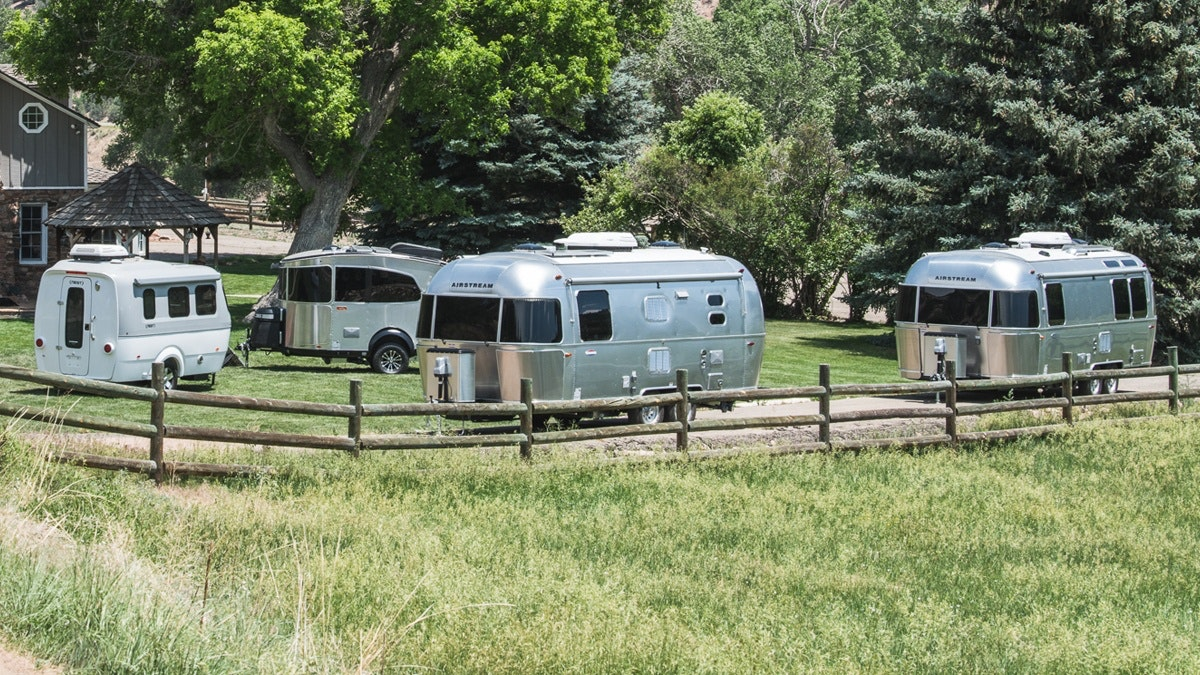 Airstream USA, Travel Trailers, Touring Coaches | Airstream