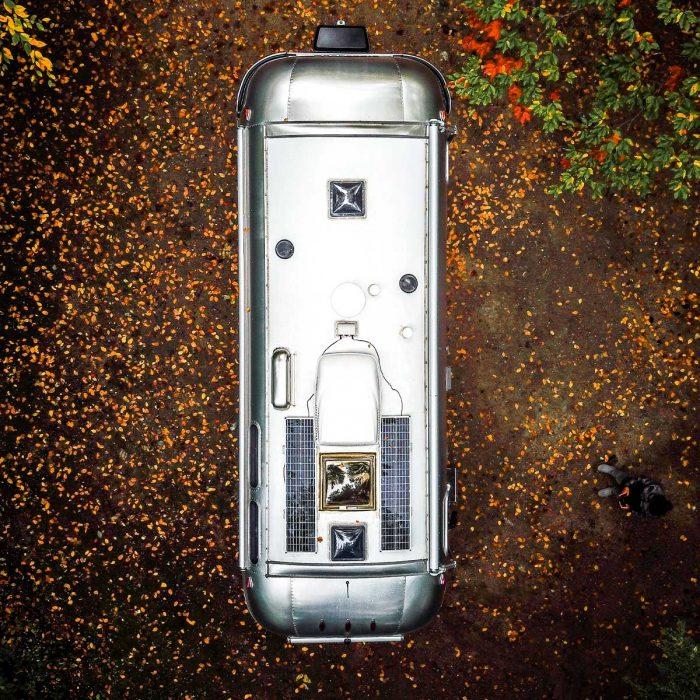 Airstream Globetrotter Solar