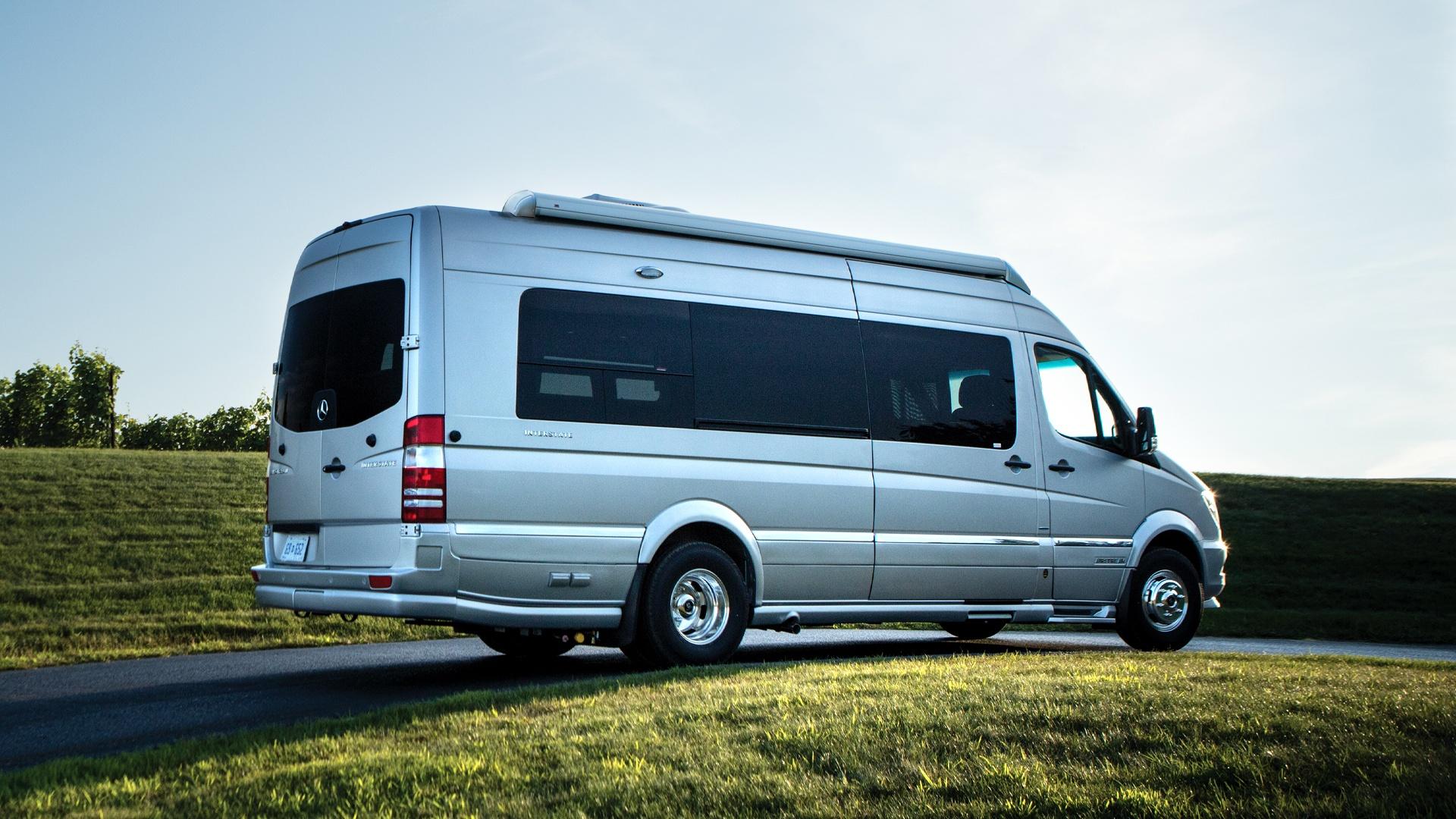 Mercedes Sprinter Rv >> 2019 Airstream Interstate Lounge Ext
