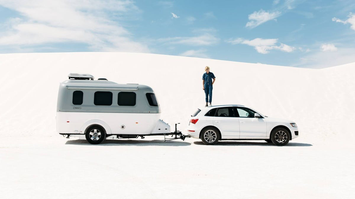Nest by Airstream laura austin audi q3