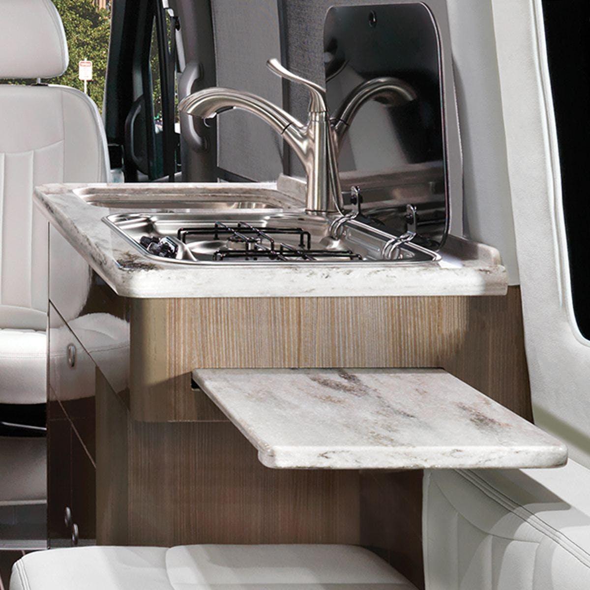 Airstream Interstate Nineteen Mercedes Benz