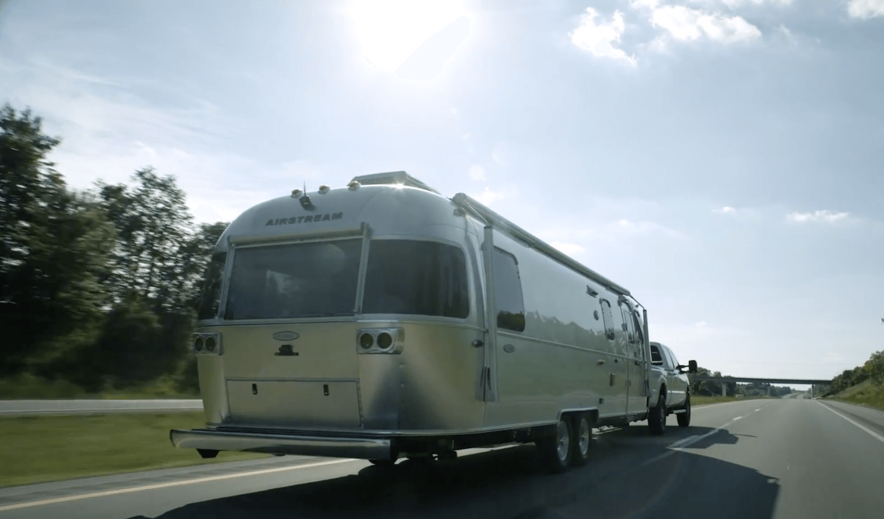 Airstream Travel Trailers: Easy to Tow, Easy to Drive