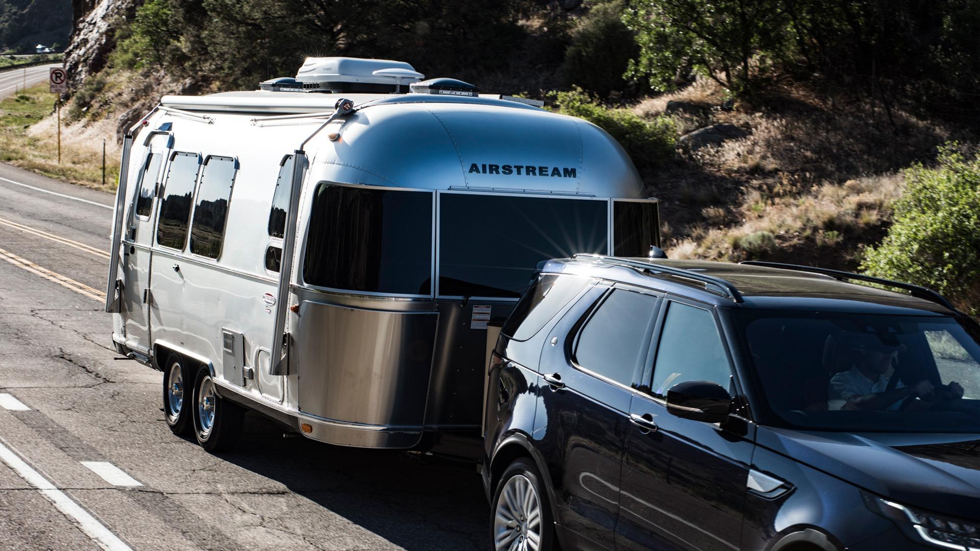 International Signature Travel Trailers Airstream