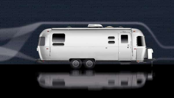 Airstream Aerodynamic Design airflow