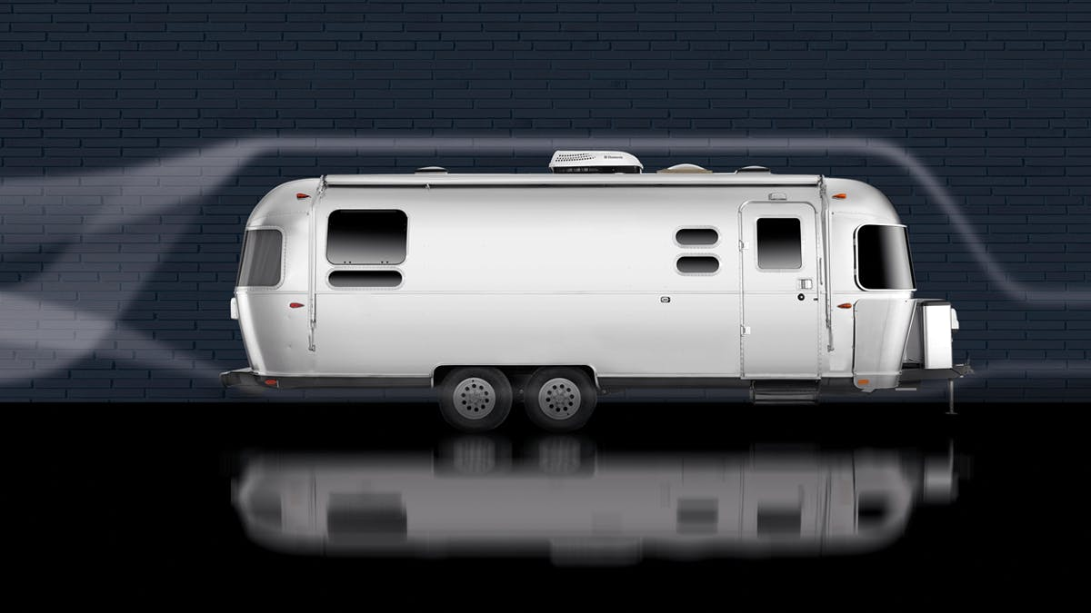 Airstream Aerodynamic Design airflow