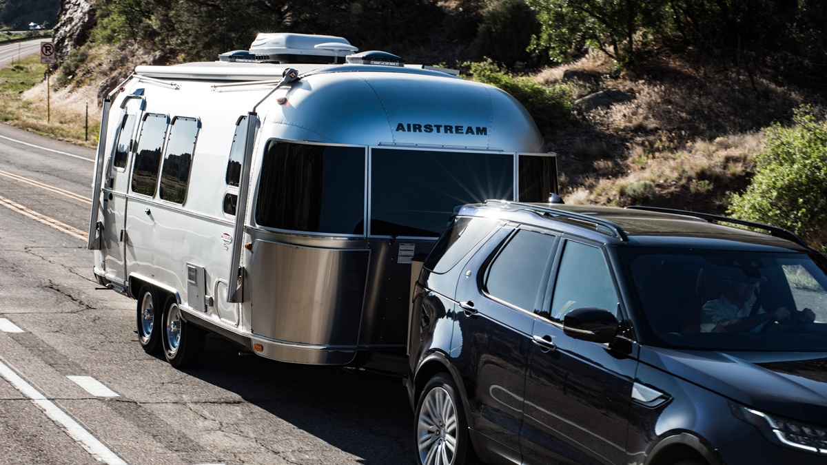 Airstream Easy Towing