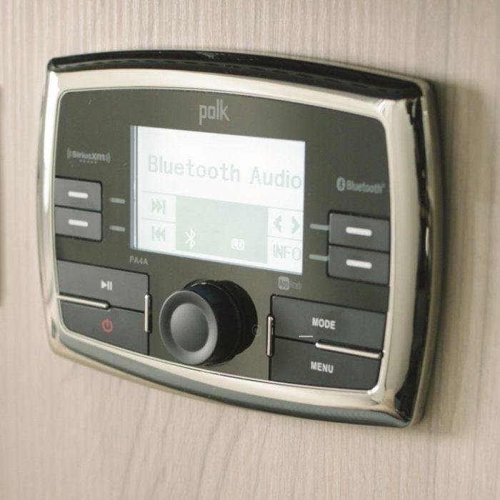 Airstream Globetrotter Polk Audio System