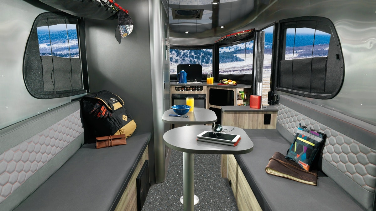Basecamp | Travel Trailers | Airstream