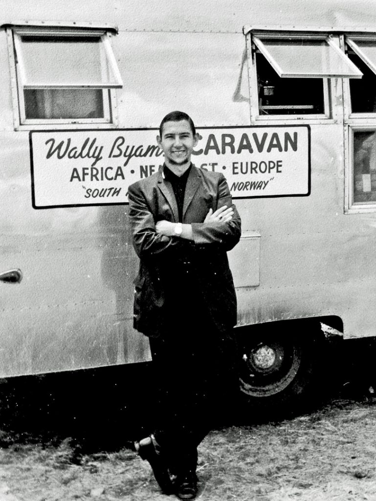 Dale Schwamborn Pee Wee 1959