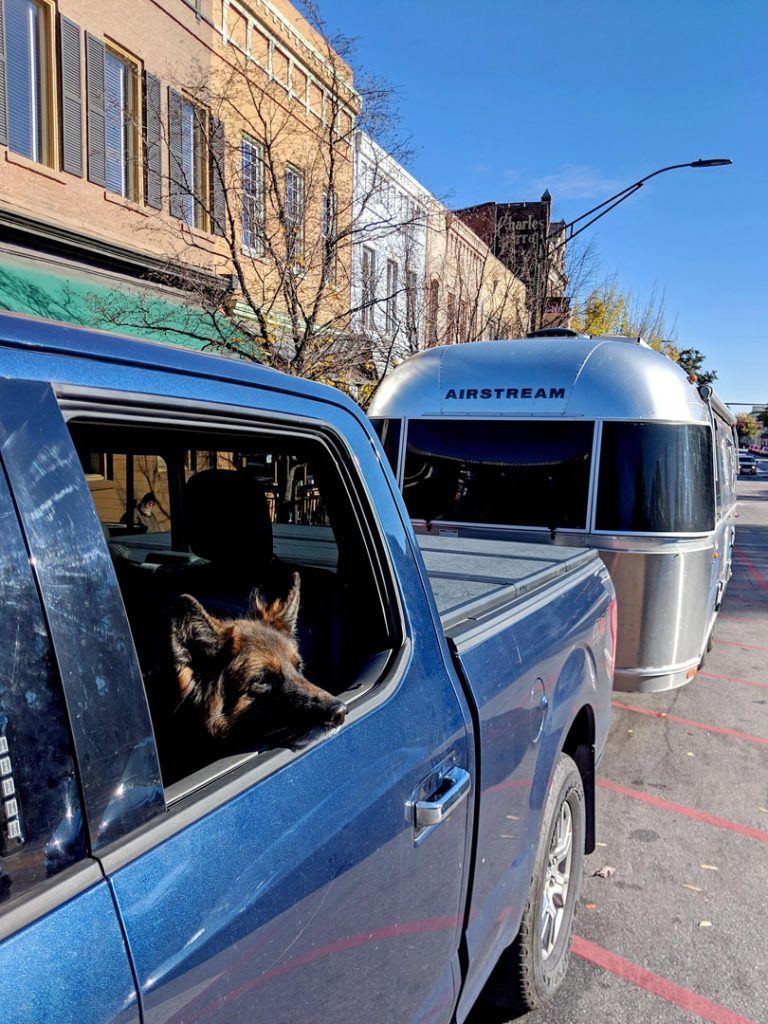 Airstream Downtown
