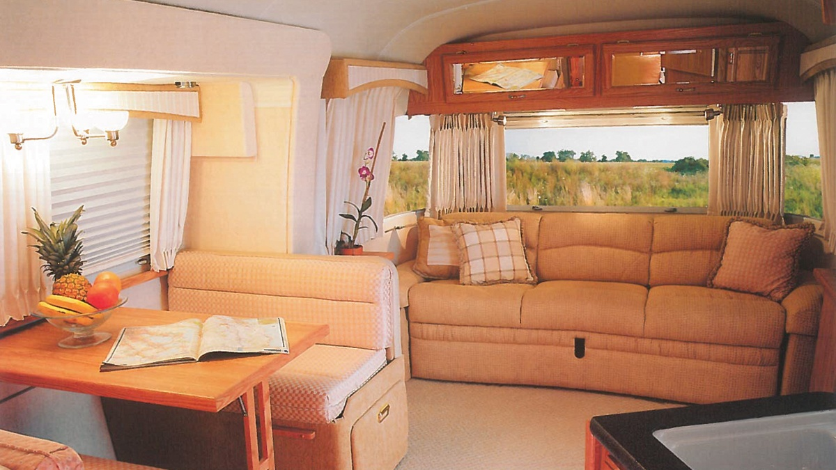 Remarkable Heritage Airstream History Airstream Andrewgaddart Wooden Chair Designs For Living Room Andrewgaddartcom