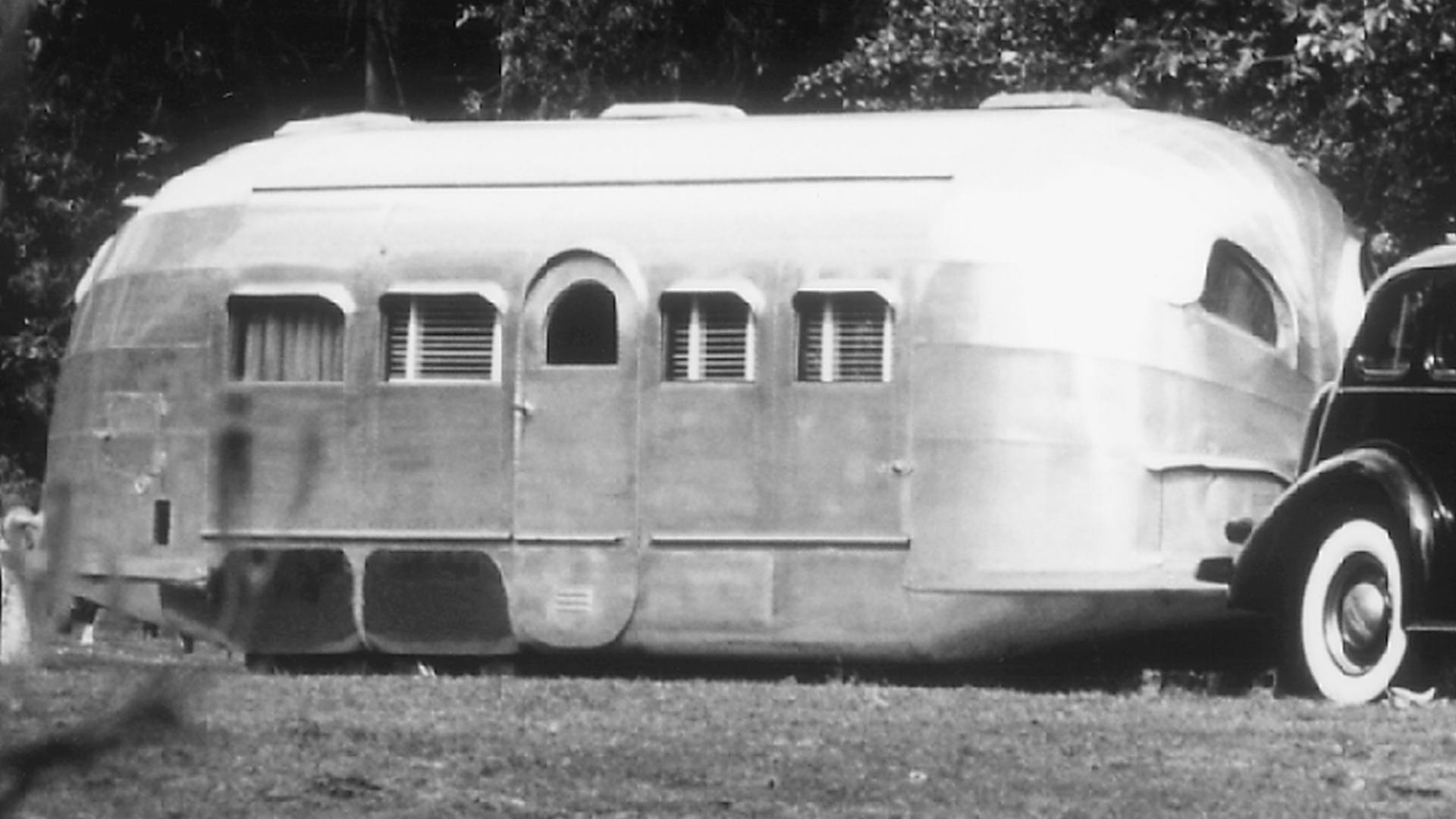 Heritage | Airstream History | Airstream on victorian blue, industrial blue, texas home blue, florida home blue, charleston home blue,