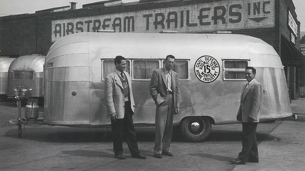 Heritage | Airstream History | Airstream