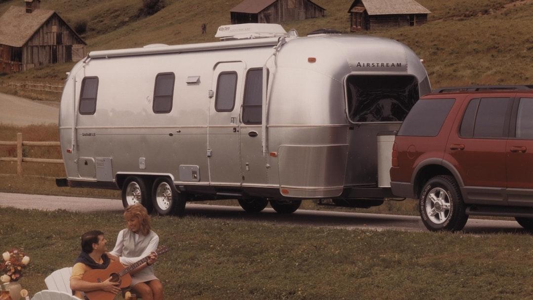 1990s safari airstream