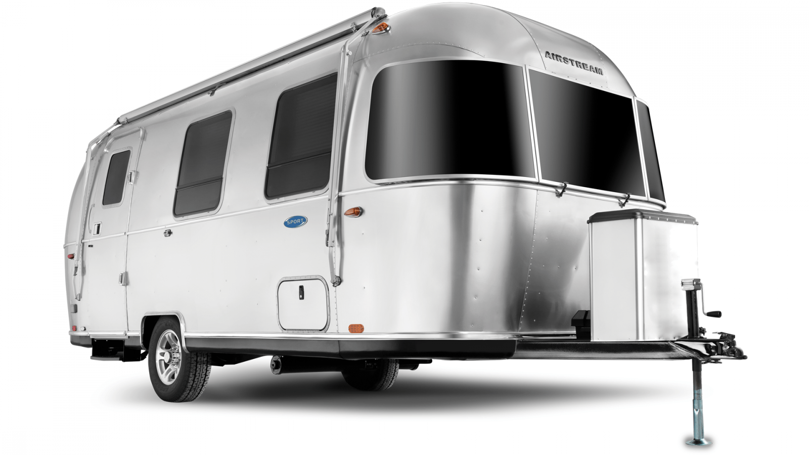 ... Travel Trailer is perfectly equipped for weekends spent exploring. At  the end of each day, you'll love returning to your Sport to relax,  recharge, ...