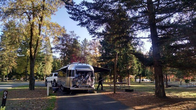 The Best Airstream Camping In December Airstream