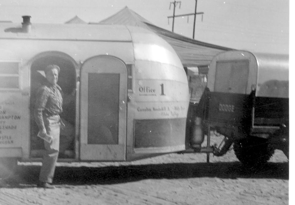 Mexico and Central America Wally and Trailer