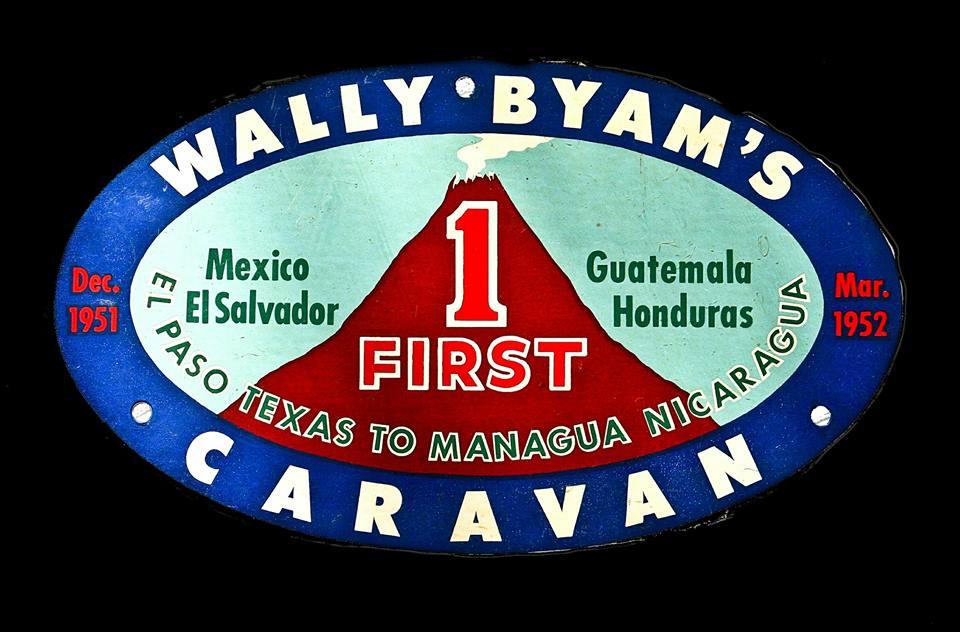 Wally Byam Caravan 1st sticker