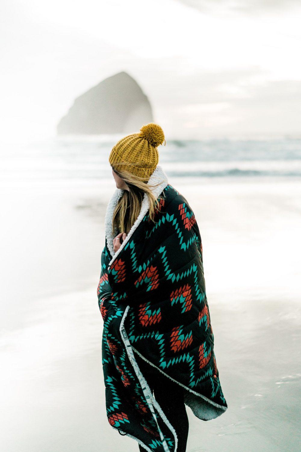 Puffy Sherpa Pathfinder @travywild Pacific CIty