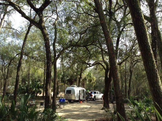 The Best Airstream Camping in February   Airstream