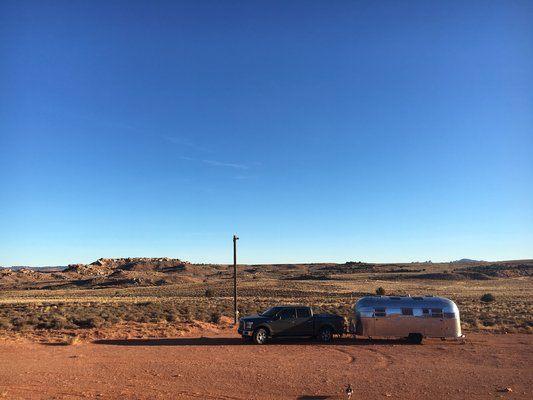 Airstream Camping BLM 261