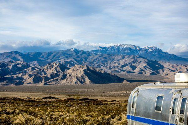Airstream Corn Creek Camping