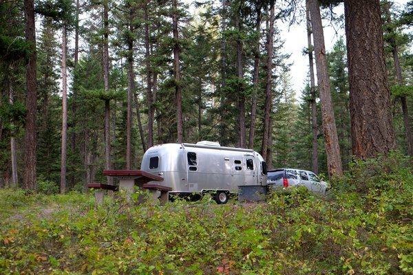 holland-lake-campground-flathead-nf